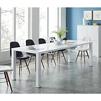 Thales Table A Manger Extensible 6 A 10 Personnes Style