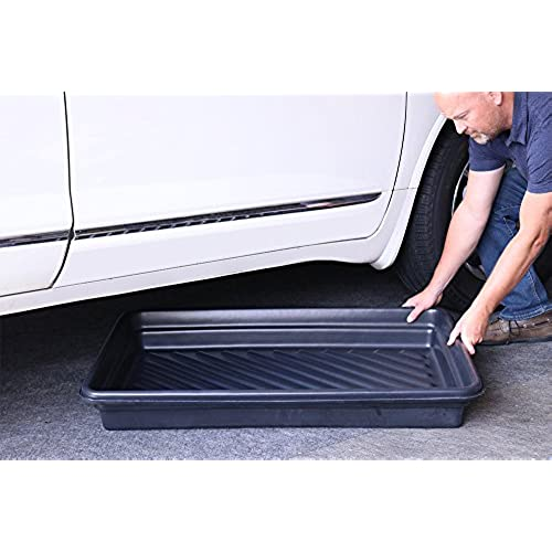 New Pig Pm50096 Oil And Leak Drip Pan Protect Garage Floor And