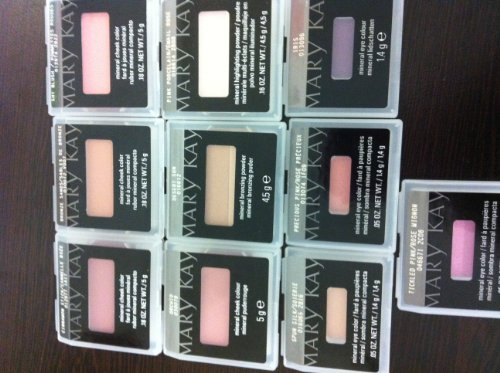 Cinnamon Silk (mary kay X10 mineral color's Eye/Cheek Desert sun bronzing/Pink porcelain highlitting/orchid /shy blush/bronze sands/cinnamon stick/ spun silk/precious pink/iris/tickled new and fresh retail $90)