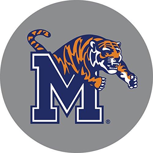 Memphis Tigers DECAL RR 4