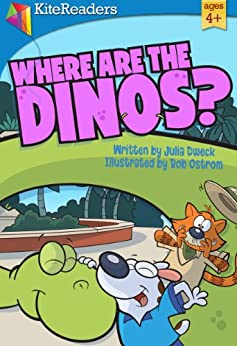 Where Are the Dinos? by [Dweck, Julia]