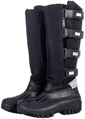Siberia HKM Winter thermo boots 39 Dark Brown