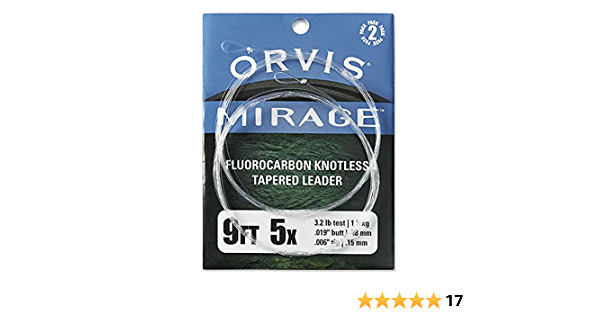 Orvis Mirage Tippet Material trout 6X