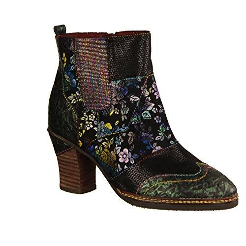 Amelia Women's Green Ankle Boots 25 Vert Vita Vert Laura wZfxaqgO