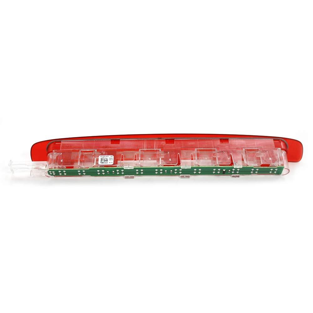 Seat 5P8945097A hochgesetzte dritte Bremsleuchte LED Zusatzbremsleuchte R/ückleuchte ab Produktion 16.03.2009