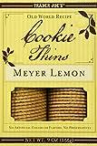 Trader Joe's Meyer Lemon Cookie Thins 9oz(255g)