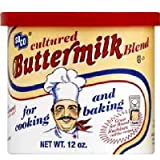 Saco Foods BG17814 Saco Foods Buttermilk Powder - 12x12OZ