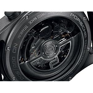 Reloj Automático Porsche Design, Titanio, Cronógrafo, COSC, 6011.10.406.113 6