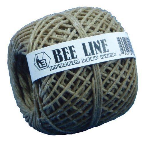 bee-line-organic-hemp-wick-slim-wick-200-single-color-pack-of-1