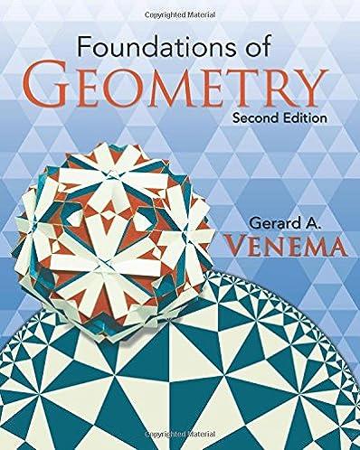 amazon com venema foundations of geometry p2 2nd edition rh amazon com Foundations of Geometry Solutions Foundations of Geometry Solutions