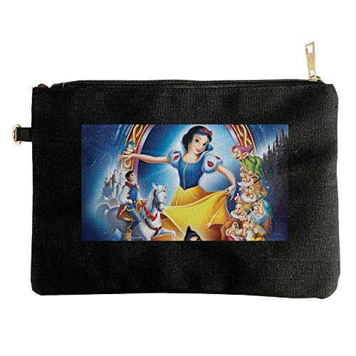 Snow White And Seven Dwarfs Canvas Pouch Bag (Snow White Handbag)