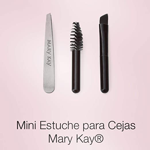 Mini Estuche Para Cejas Mary Kay Mx