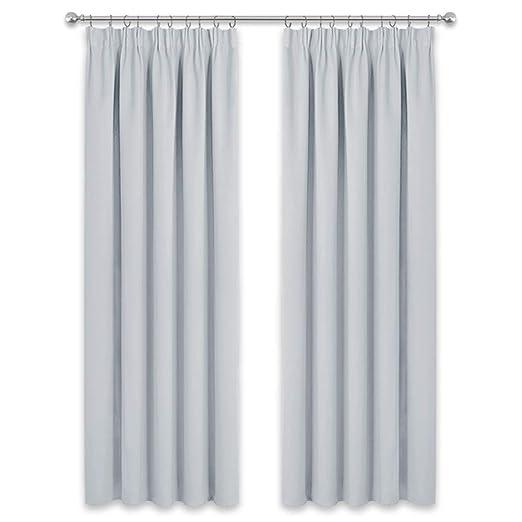 /Pack de 60 Bulk Hardware bh03823/Ganchos deslizantes de cortina para ra/íl/