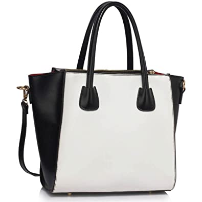 07d0a0311a10 Amazon.com  Womens Designer Handbags Ladies Shoulder Bags New Faux .
