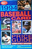 Baseball Card Price Guide, Sports Staff, 0873412761