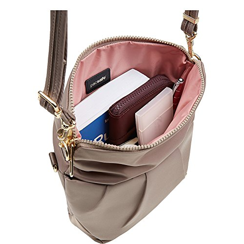 Black Convertible Citysafe CX Anti Theft Crossbody Pacsafe WwqZRgYg