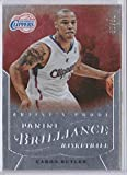 Caron Butler 2012-13 Panini Brilliance Artist Proof SSP #03/10 Los Angeles Clippers g
