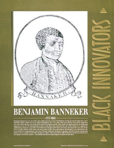 Benjamin Banneker- Black Innovators Poster