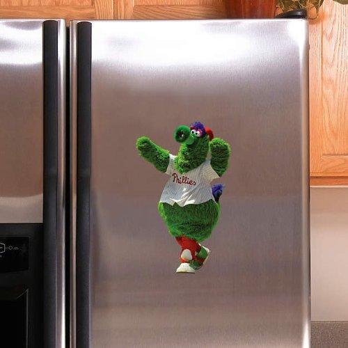MLB Philadelphia Phillies Mascot Phanatic Fathead Logo Decal