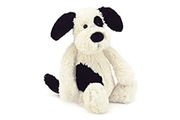 Jellycat Smudge Puppy Stuffed Animal 14 inches
