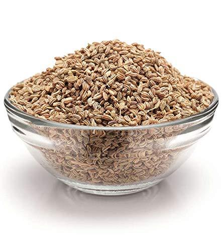 ESPIRE SPICES 100% Organic Ajwain (Carom Seeds) 200g