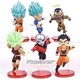 Dragon Ball Super vol.9 Super Saiyan God Super Goku Vegeta Kale Frieza Son Gohan