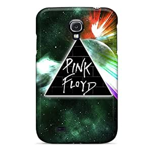 Shock Absorbent Hard Phone Covers For Samsung Galaxy S4 (dpu639jpGT) Provide Private Custom Realistic Pink Floyd Series