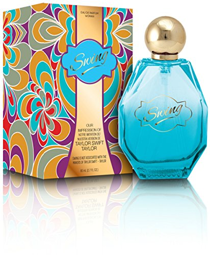 Swing Women's Eau De Parfum Spray 2.7 Fl. Oz. - Impression of Taylor Swift Taylor
