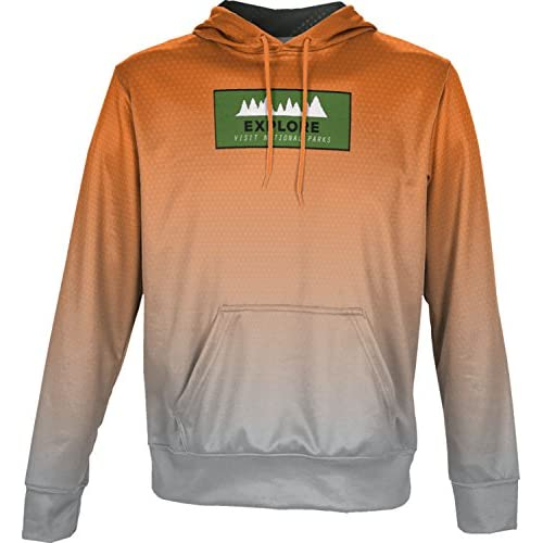 wholesale ProSphere Boys' Explore National Parks Zoom Hoodie Sweatshirt (Apparel)