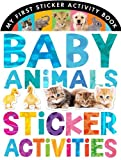 Baby Animals Sticker Activities, Jonathan Litton, 1589253027