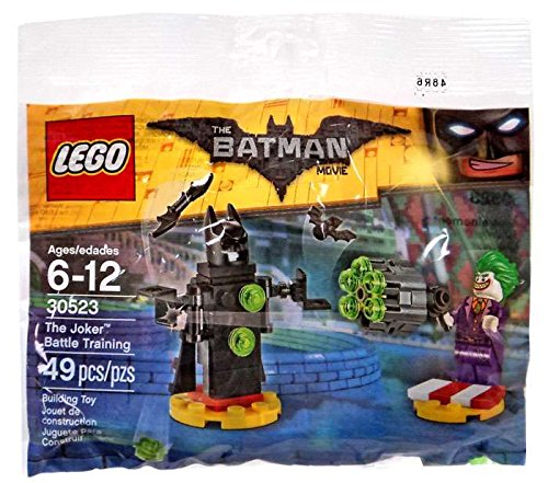LEGO 30523 Batman Movie The Joker Battle Training polybag MINI set, Lego Batman Toys, kids, toys, Lego, Lego sets