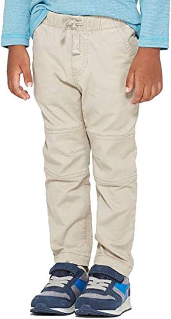 Cat /& Jack Black Uniform Pant Reinforced Knee