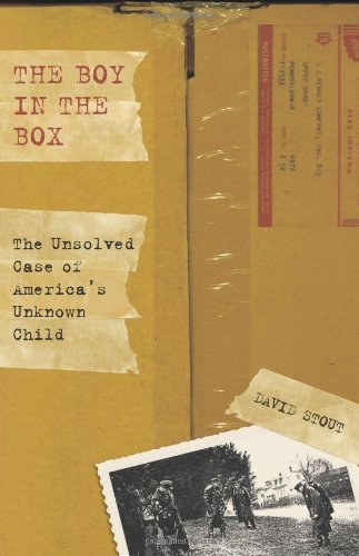 Book cover for The Boy in the Box