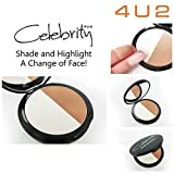 4u2 Celebrity Face - Shading and Highlighting