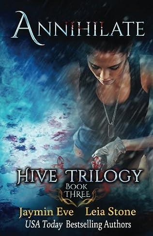 book cover of Annihilate