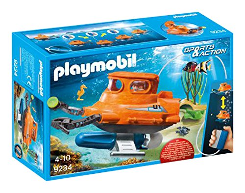 Playmobil Submarine - 1
