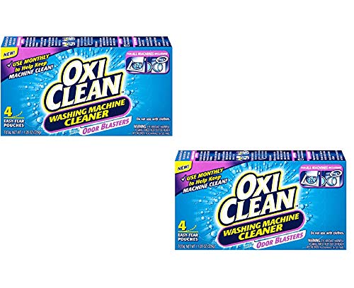 Highest Rated Washing Machine Cleaners