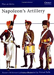 Napoleon's Artillery (Men-at-Arms)
