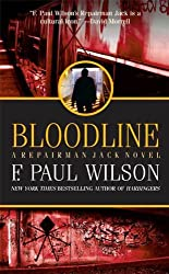 Bloodline: A Repairman Jack Novel (Adversary Cycle/Repairman Jack Book 11)