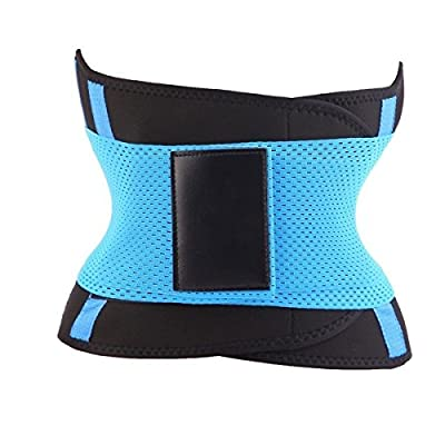 Pure Acoustics New Adjustable Weight Loss Slimming Belt