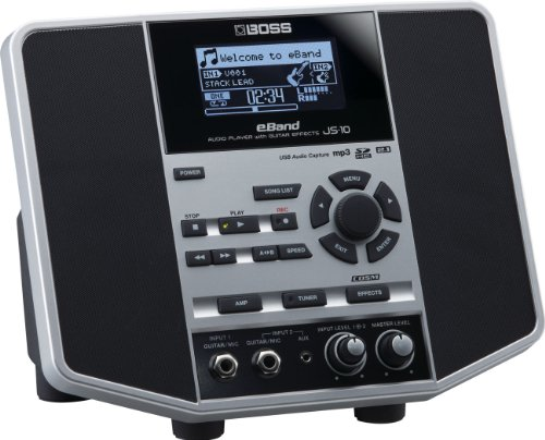 Boss eBand JS-10 Audio Player and Trainer, Outdoor Stuffs