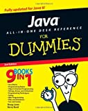 img - for Java All-In-One Desk Reference For Dummies by Doug Lowe (2007-06-25) book / textbook / text book