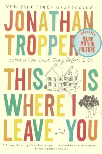 Download This Is Where I Leave You (Turtleback School & Library Binding Edition) PDF