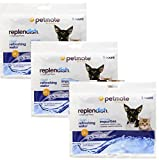 Petmate Replendish Charcoal Replacement Filters, 9-Pack (3 Packages with 3 Each)