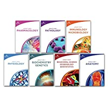 Becker Professional Education, USMLE Step 1 Review Books