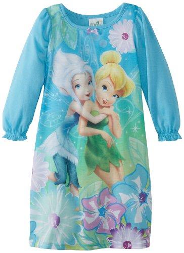 Disney Fairies Kids Girls 2-6X Tinkerbell Pixie Party Gown