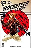 The Rocketeer at War #1 Fried Pie David Messina Exclusive Variant