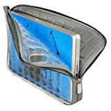 Altego Designer MacBook Pro Sleeve, Clear