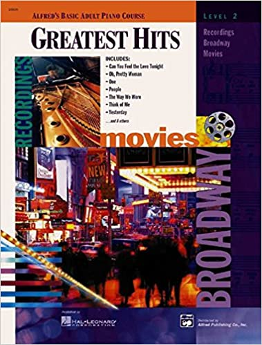 Book [(Alfred's Basic Adult Piano Course Greatest Hits, Bk 2 )] [Author: Morton Manus] [Jul-1999]
