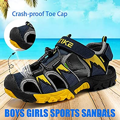 Kids Sandals Boys Outdoor Hiking Sports Sandal Girls Pool Beach Shoes  Summer Water Shoe Sneakers Sandals